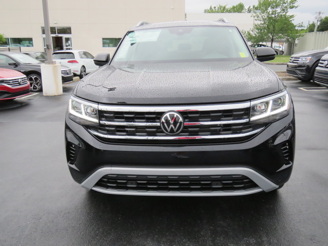 New 2021 Volkswagen Atlas 3.6L V6 SEL With Navigation & AWD