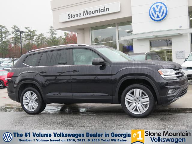 561cf35995504c New 2019 Volkswagen Atlas V6 SE with Technology and 4MOTION® 4D ...