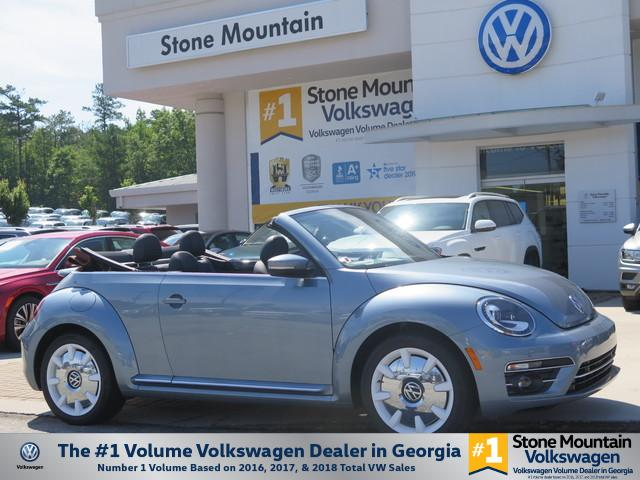 New 2019 Volkswagen Beetle Convertible 2.0L TSI 2.0T Final Edition SEL