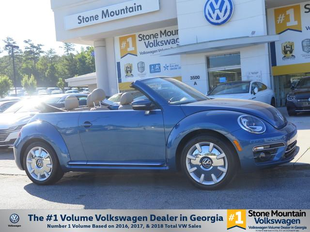 Certified Pre-Owned 2019 Volkswagen Beetle Convertible 2.0T SE