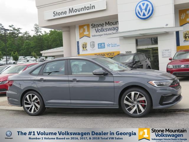 New 2019 Volkswagen Jetta GLI S (later availability)