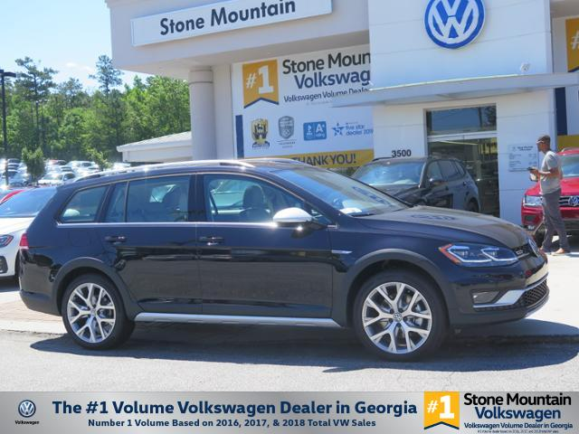 New 2019 Volkswagen Golf Alltrack 1.8L TSI TSI SE 4Motion