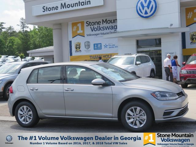New 2019 Volkswagen Golf 1.4L TSI S