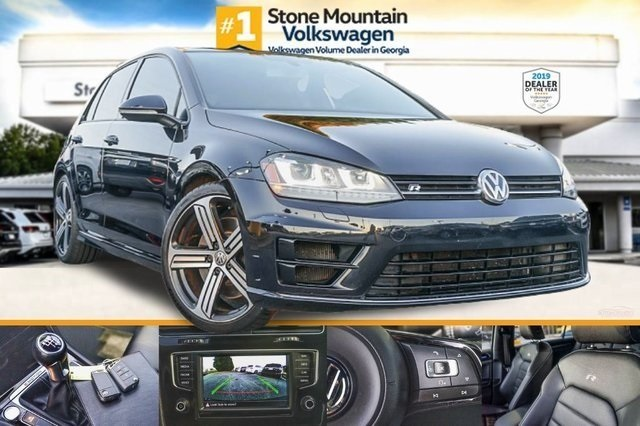 Certified Pre-Owned 2016 Volkswagen Golf R DCC & Navigation