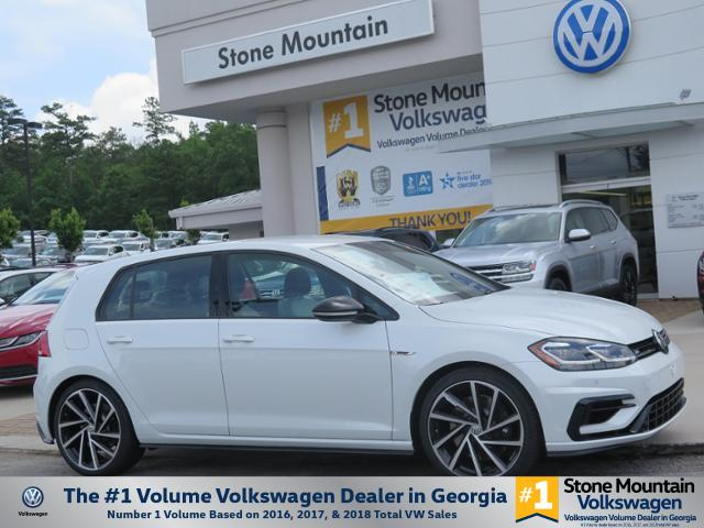 New 2019 Volkswagen Golf R 2 0L TSI DOHC DCC & Navigation 4Motion AWD