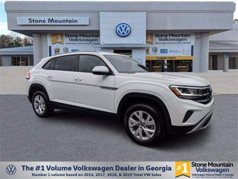 2020 Volkswagen Atlas Cross Sport 2.0L TSI 2.0T S 4Motion