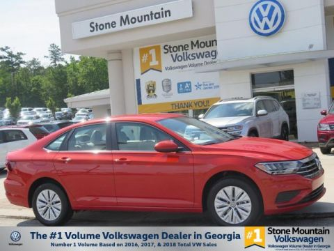 New 2019 Volkswagen Jetta 1 4L TSI 1 4T S 4D Sedan in