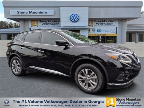 Pre-Owned 2018 Nissan Murano S With Navigation